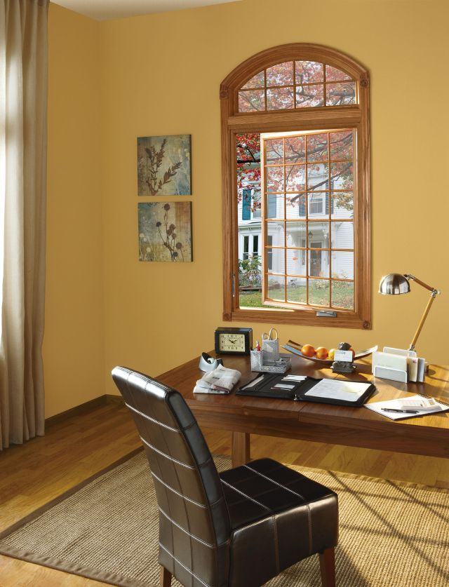 Andersen casement window made from Fibrex®