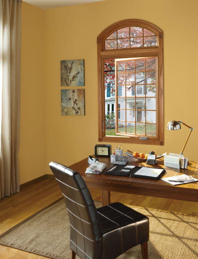 fall casement window